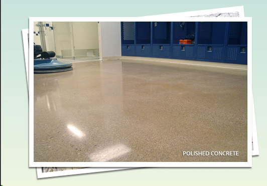 Birmingham decorative concrete polished concrete for Most economical flooring